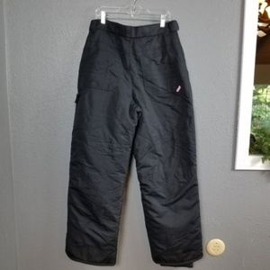 Cherokee Black Snow Pants Size Youth XL Girls